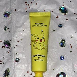 Pokemon Hand Cream Pikachu